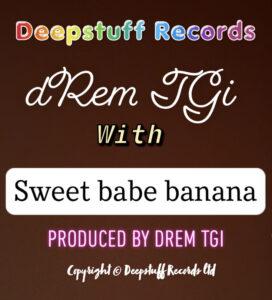 sweet babe banana
